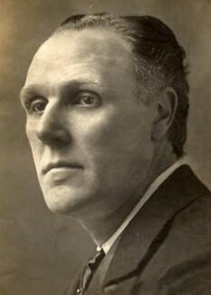 Sir Robert Laurie Morant, by George Charles Beresford - NPG x21414