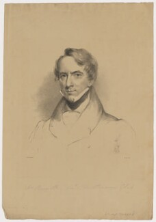 Edward Magrath, by Maxim Gauci, after  Eden Upton Eddis - NPG D38145