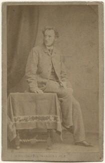 Sir John Everett Millais, 1st Bt, by John & Charles Watkins - NPG x6279