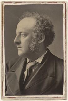 Sir John Everett Millais, 1st Bt, by Fradelle & Marshall - NPG x6282