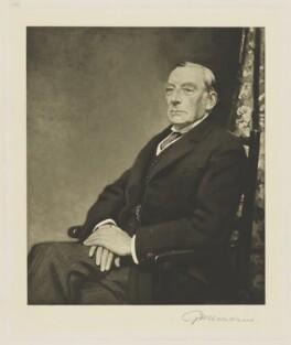 Mr Robinson, by Herbert Watkins - NPG D38155