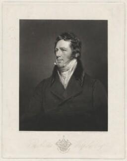 Robert Walpole, by William Ward, after  John Jackson, before 1826 - NPG D38515 - © National Portrait Gallery, London