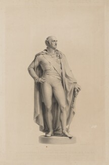 Sir John Malcolm, by Samuel Cousins, after  Henry Corbould, after  Sir Francis Leggatt Chantrey - NPG D38163