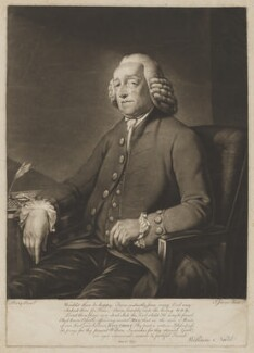 William Neild, by Isaac Jehner (Jenner), after  William Parry, 25 February 1777 - NPG D38481 - © National Portrait Gallery, London