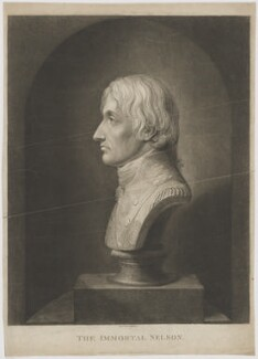 Horatio Nelson, published by Edward Orme, after  Sir William Beechey - NPG D38485