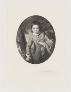 James Harris, 1st Earl of Malmesbury, by Richard Josey, after  Sir Joshua Reynolds - NPG D38166