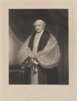 Edward Maltby, by and published by Thomas Goff Lupton, after  Sir William Beechey - NPG D38172