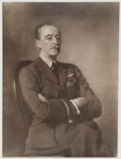 Cyril Louis Norton Newall, 1st Baron Newall, after Sir Oswald Birley - NPG D38500