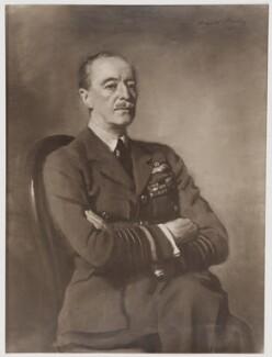 Cyril Louis Norton Newall, 1st Baron Newall, after Sir Oswald Birley - NPG D38500
