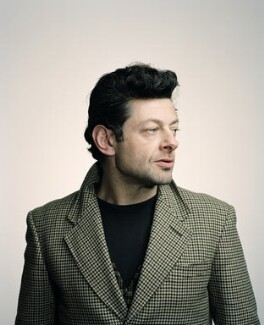 Andy Serkis, by Spencer Murphy - NPG x133308