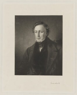 George Montagu, 6th Duke Manchester, after Louis William Desanges - NPG D38178