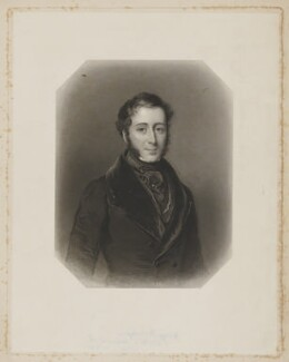 George Montagu, 6th Duke Manchester, by Unknown artist - NPG D38179