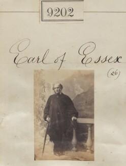 Arthur Algernon Capell, 6th Earl of Essex, by Camille Silvy - NPG Ax59024