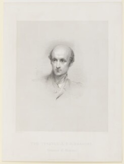 Henry Edward Manning, by Francis Holl, published by  Joseph Hogarth, after  George Richmond - NPG D38193