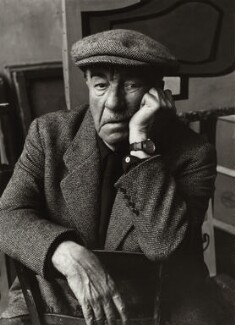 Fernand Léger, by Ida Kar, 1954 - NPG  - © National Portrait Gallery, London