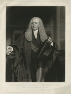 Charles Manners Sutton, 1st Viscount Canterbury, by Samuel Cousins, published by  Colnaghi, Son & Co, after  Henry William Pickersgill - NPG D38202