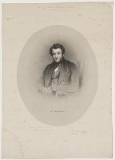 William Manson, by W. Joseph Edwards, after  Henry Wyndham Phillips - NPG D38213