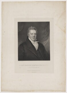 Alexander Manson, by Maxim Gauci, printed by  Graf & Soret, published by  Alfred Barber, after  Thomas Barber - NPG D38214