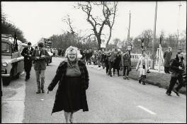 Margaret Doreen ('Peggy') Duff (née Eames), by Euan Duff - NPG x133306