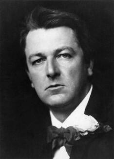 Sir Charles Holroyd, by George Charles Beresford, 1907 - NPG x32789 - © National Portrait Gallery, London