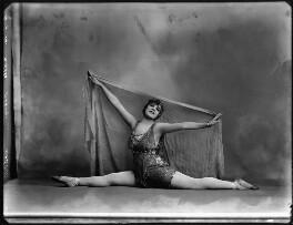 Mademoiselle Dhery, by Bassano Ltd - NPG x154637
