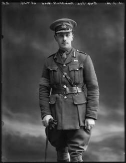 John Randle Minshull-Ford, by Bassano Ltd - NPG x154642