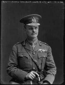 William Riddell Birdwood, 1st Baron Birdwood, by Bassano Ltd, 29 April 1916 - NPG x154672 - © National Portrait Gallery, London