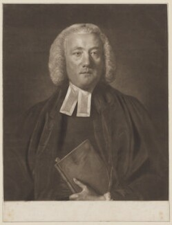William Markham, by Edward Fisher, after  Sir Joshua Reynolds - NPG D38226