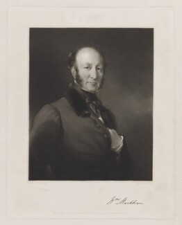 William Markham, by George Zobel, published by  Henry Bellerby, published by  Henry Graves & Co, after  Adolphus Robert Venables - NPG D38230