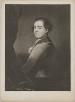 George Spencer, 4th Duke of Marlborough, by William Say, after  Sir Joshua Reynolds - NPG D38246