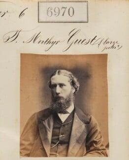 Thomas Merthyr Guest, by Camille Silvy - NPG Ax56889