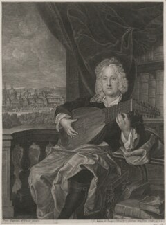 Johann Adam Graf von Questenberg, by Andreas Schmutzer, by  Joseph Schmutzer, after  Jan Kupecký (Kupetzki) - NPG D38536