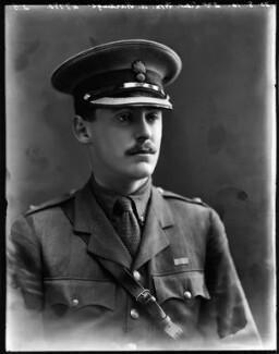 Alexander Henry Louis Hardinge, 2nd Baron Hardinge of Penshurst, by Bassano Ltd - NPG x154683
