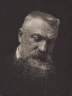 Auguste Rodin, by George Charles Beresford - NPG x12859