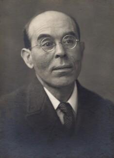 William Rothenstein, by George Charles Beresford - NPG x12913
