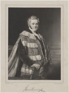 George Spencer-Churchill, 6th Duke of Marlborough, by Alphonse Léon Noël, printed by  Lemercier, after  Sir William Charles Ross, 1850 - NPG D38257 - © National Portrait Gallery, London