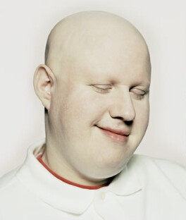 Matt Lucas, by Nadav Kander - NPG x133353
