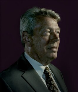 Alan Johnson, by Nadav Kander - NPG x133354
