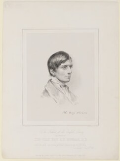 John Newman, by John Alfred Vinter, printed by  Day & Son, published by  Lander Powell & Co - NPG D38735