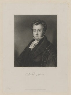David Marr, by and published by John B. Bird, after  William Bonnar - NPG D38266