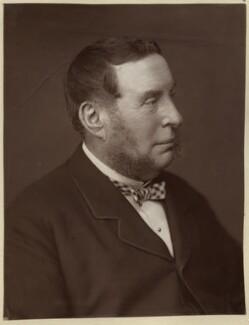 Sir George Jessel, by Lock & Whitfield - NPG x133382