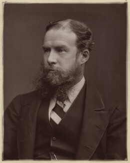 John Lubbock, 1st Baron Avebury, by Lock & Whitfield, 1877 or before - NPG x133385 - © National Portrait Gallery, London
