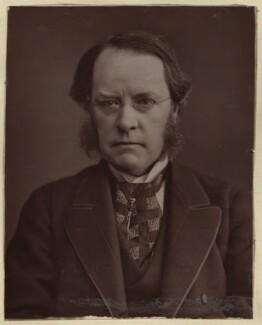Lyon Playfair, 1st Baron Playfair, by Lock & Whitfield - NPG x133395