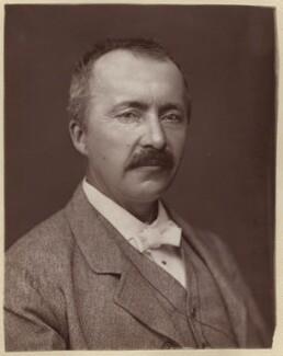 Heinrich Schliemann, by Lock & Whitfield - NPG x133403