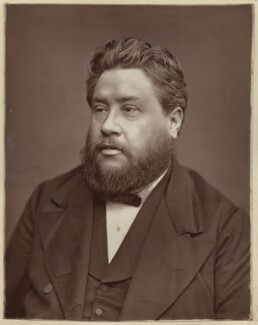 Charles Haddon Spurgeon, by Lock & Whitfield - NPG x133404
