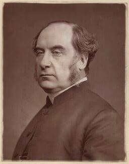 William Thomson, by Lock & Whitfield - NPG x133407
