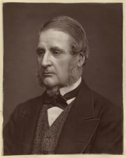 Edward Matthew Ward, by Lock & Whitfield - NPG x133408