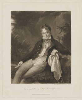 George Marsham, by William Say, published by  Edward Orme, after  Firmin Massot - NPG D38275