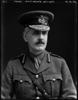 Sir Fabian Arthur Goulstone Ware, by Bassano Ltd - NPG x154756