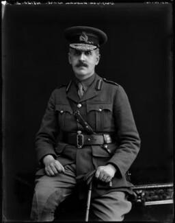 Sir Fabian Arthur Goulstone Ware, by Bassano Ltd - NPG x154757